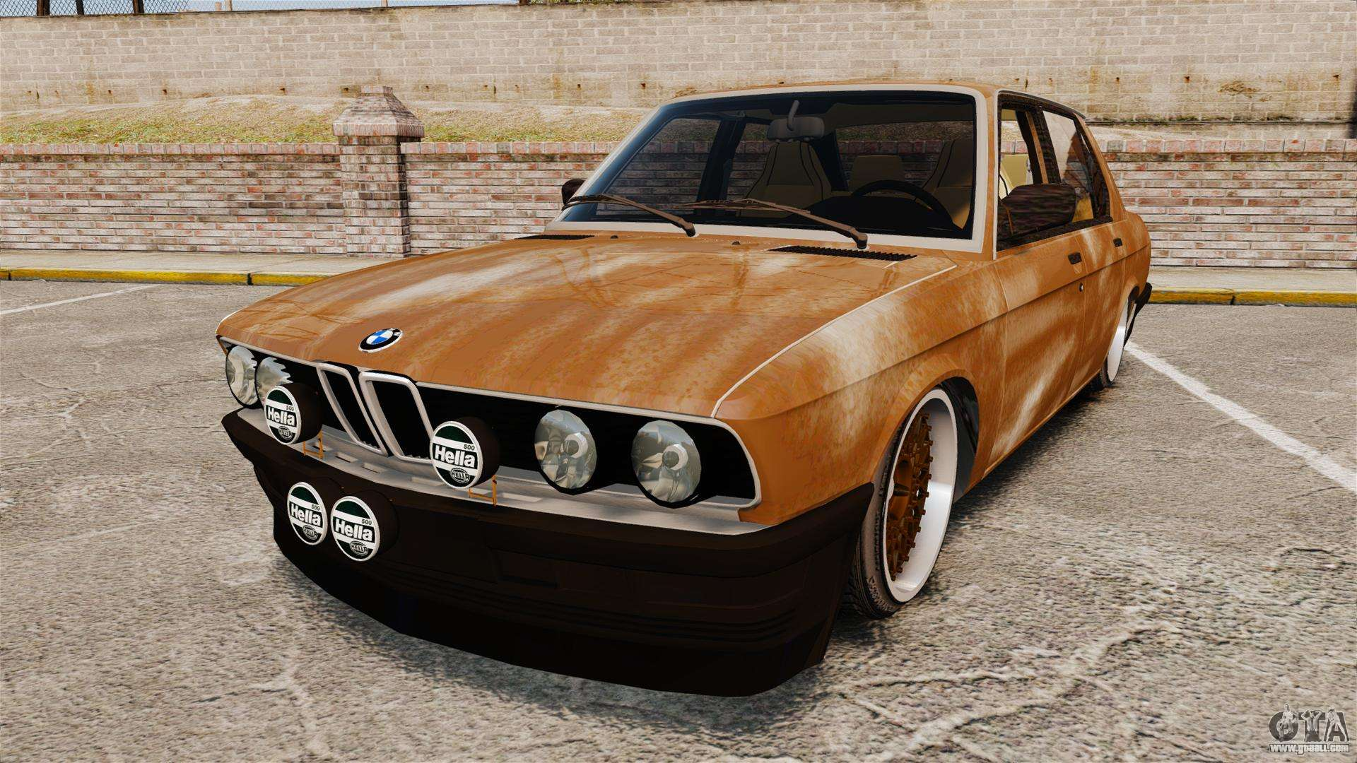 Bmw for gta 4 page 20 bmw 535is e28 sharkie vanachro Images