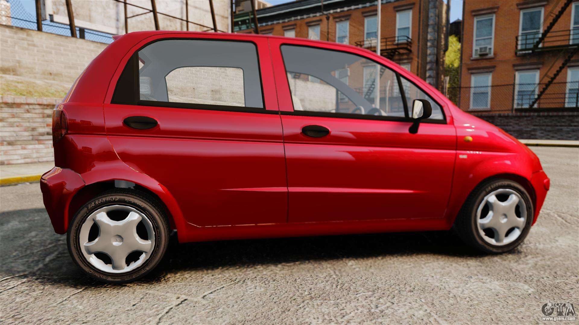 daewoo matiz se 1998 for gta 4. Black Bedroom Furniture Sets. Home Design Ideas