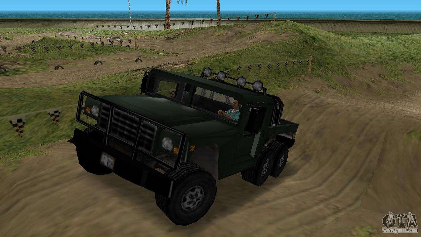 Fiat Of Glendale >> Patriot 6x6 for GTA Vice City