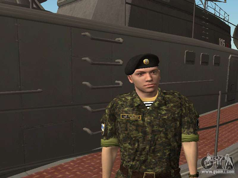 The marine Corps of the armed forces of Ukraine for GTA ...