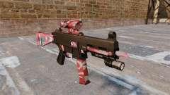 The submachine gun UMP45