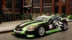 Jaguar XKR GT