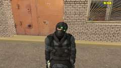 Archer from game Splinter Cell Conviction