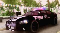 Dodge Charger SRT8 FBI Police for GTA San Andreas