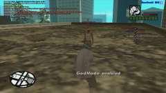 GM bullet for SAMP 0.3z for GTA San Andreas