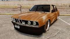 BMW 535is E28 Sharkie for GTA 4