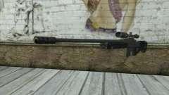 GTA V Sniper rifle