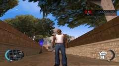 C-HUD Hitman Absolution for GTA San Andreas
