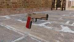Guns Colt 1911 Chrome