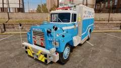 Mack R Bronx 1993 NYPD Emergency Service