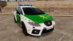 Seat Cupra Guardia Civil [ELS] for GTA 4