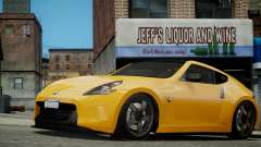 Nissan 370Z 2009 for GTA 4