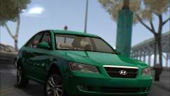 Hyundai Sonata 2009 for GTA San Andreas