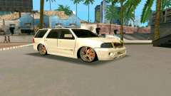 Lincoln Navigator DUB Edition for GTA San Andreas
