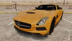 Mercedes-Benz SLS 2014 AMG Performance Studio