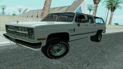Chevrolet Suburban 2500 1986