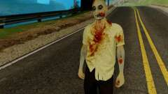 Zombies from GTA V for GTA San Andreas