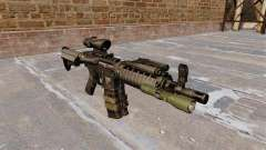 Automatic M4 carbine