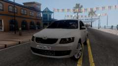 Skoda Octavia A7 for GTA San Andreas