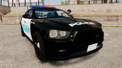Dodge Charger 2011 Liberty Clinic Police [ELS] for GTA 4
