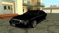 Maybach 57 TT Black Revel for GTA San Andreas
