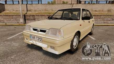 FSO Polonez Caro 1.4 GLI 16V for GTA 4
