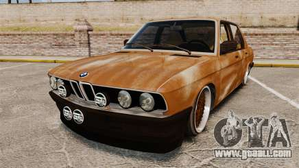 BMW 535is E28 Sharkie for GTA 4