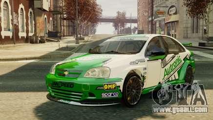 Chevrolet Lacetti for GTA 4