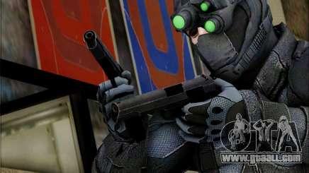 Alfa Team Weapon Pack for GTA San Andreas