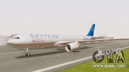 A330-202 China Eastern for GTA San Andreas