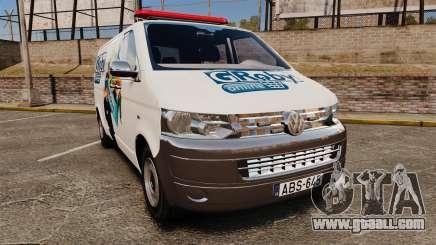 Volkswagen Transporter T5 Groby Netshop [ELS] for GTA 4