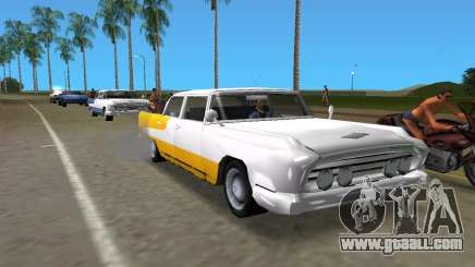 Oceanic with improved texture for GTA Vice City