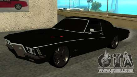 Buick Riviera 1972  Classic for GTA San Andreas