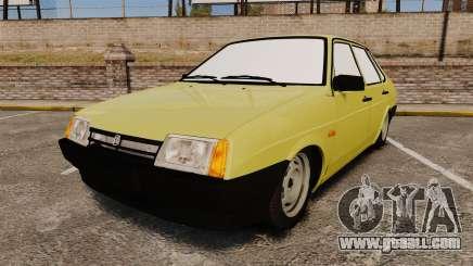 VAZ-21099 Lada Sputnik for GTA 4