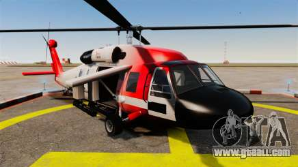 Annihilator U.S. Coast Guard HH-60 Jayhawk for GTA 4