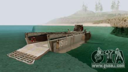 Landing Craft for GTA San Andreas
