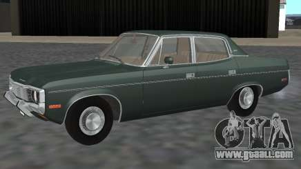 AMC Matador 1972 for GTA San Andreas