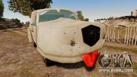 Van-clueless- for GTA 4