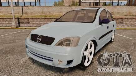 Chevrolet Corsa Premium Sedan for GTA 4