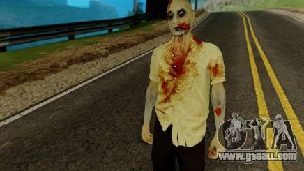 Zombies from GTA V for GTA San Andreas