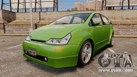 Karin Dilettante new wheels for GTA 4