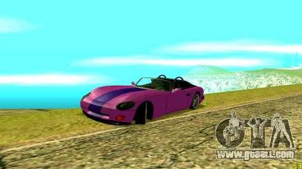 New Banshee for GTA San Andreas