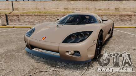 Koenigsegg CCX for GTA 4