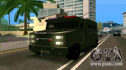GTA V Police Riot for GTA San Andreas