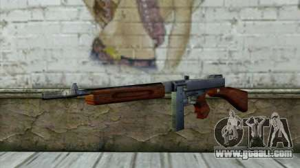 Thompson M1 for GTA San Andreas