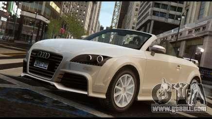 Audi TT RS v1.0 for GTA 4