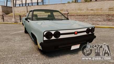 GTA V Cheval Picador for GTA 4