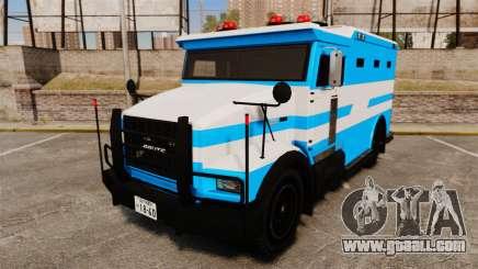 Enforcer Japanese Police [ELS] for GTA 4