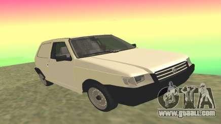 Fiat Uno Fire Cargo for GTA San Andreas