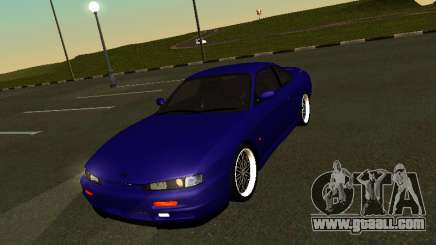 Nissan Silvia S14 Kouki for GTA San Andreas